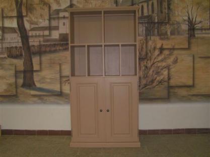 armoire en pin rangement bureau meuble marcelis luc. Black Bedroom Furniture Sets. Home Design Ideas