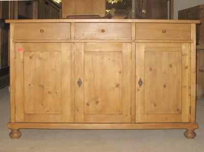 Dressoir en pin