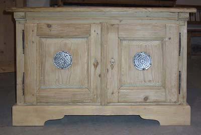 garde manger en pin garde manger bois meuble marcelis luc. Black Bedroom Furniture Sets. Home Design Ideas