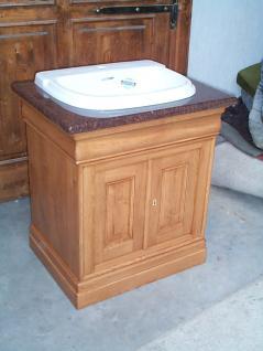 meuble lavabo louis philippe en ch ne meuble sous vier meuble marcelis luc. Black Bedroom Furniture Sets. Home Design Ideas