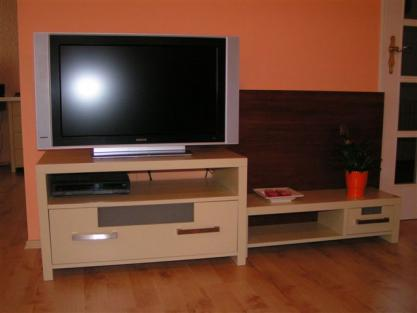 meuble tv t l vision lcd plasma hifi contemporain meuble tv moderne meuble marcelis luc. Black Bedroom Furniture Sets. Home Design Ideas