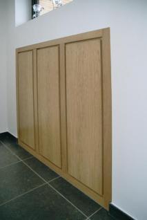 placard moderne en ch ne 3 portes sur mesure meuble marcelis luc. Black Bedroom Furniture Sets. Home Design Ideas