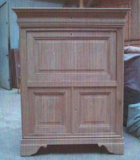 secr taire louis philippe en ch ne meuble secr taire meuble marcelis luc. Black Bedroom Furniture Sets. Home Design Ideas