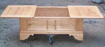Table basse de salon louis philippe en ch ne table massif meuble marcelis luc - Table basse louis philippe ...