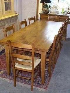 Table de salle manger sur mesure meuble marcelis luc for Table salle a manger sur mesure